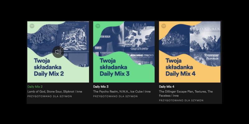 Funkcjonalna aplikacja z niewielką liczbą funkcji – czyli za co lubię Spotify