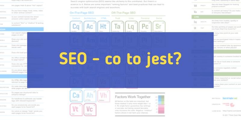 SEO, czyli co to jest Search Engine Optimization? Wstęp do optymalizacji i pozycjonowania 2021