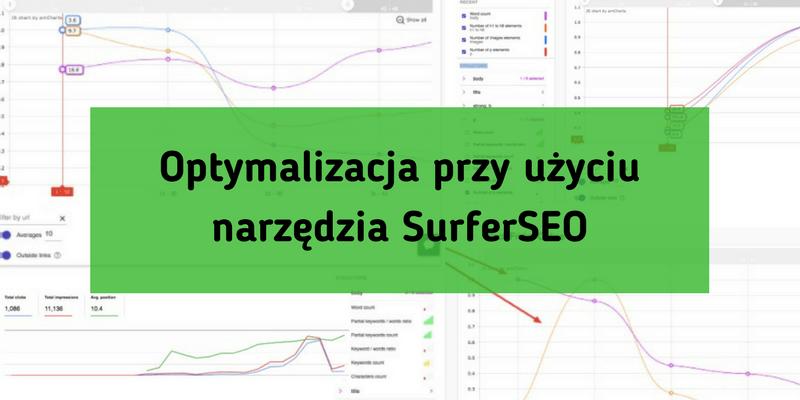 Michał Suski: Optymalizacja przy użyciu narzędzia SurferSEO