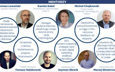 Start IT Up – V edycja konferencji dla startupów w Gliwickim Technoparku