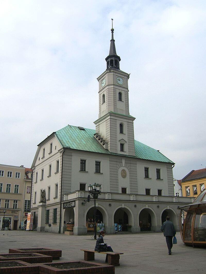 Gliwice Ratusz