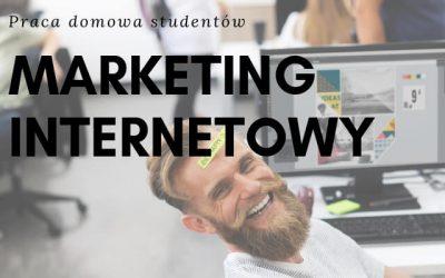 Co to jest marketing internetowy? Definicje, narzędzia, studia z e-marketingu w Internecie, czyli budowania marki w sieci online