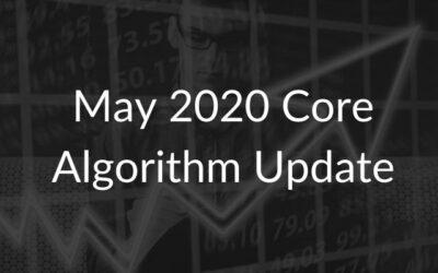 May Core Algorithm Update 2020 – aktualizacja algorytmu Google